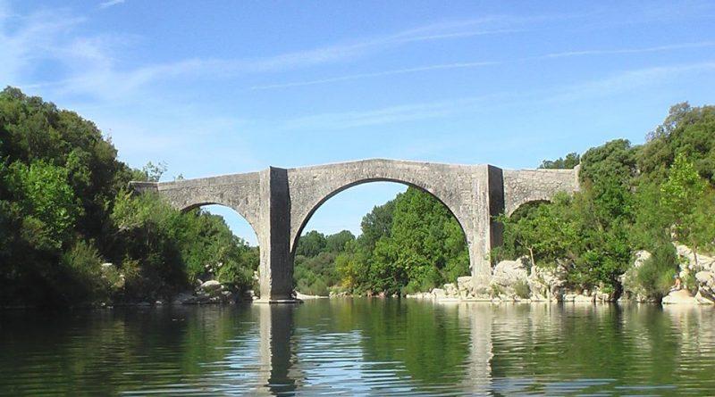 20 Octobre Herault Propre Pont De St Etienne D Issensac L